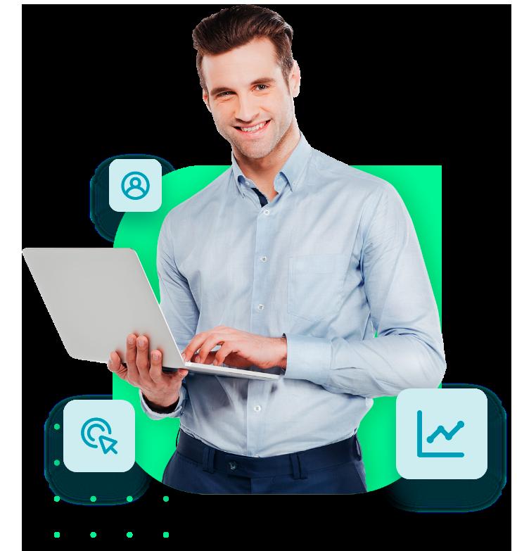 Otimize processos e aumente os resultados de vendas